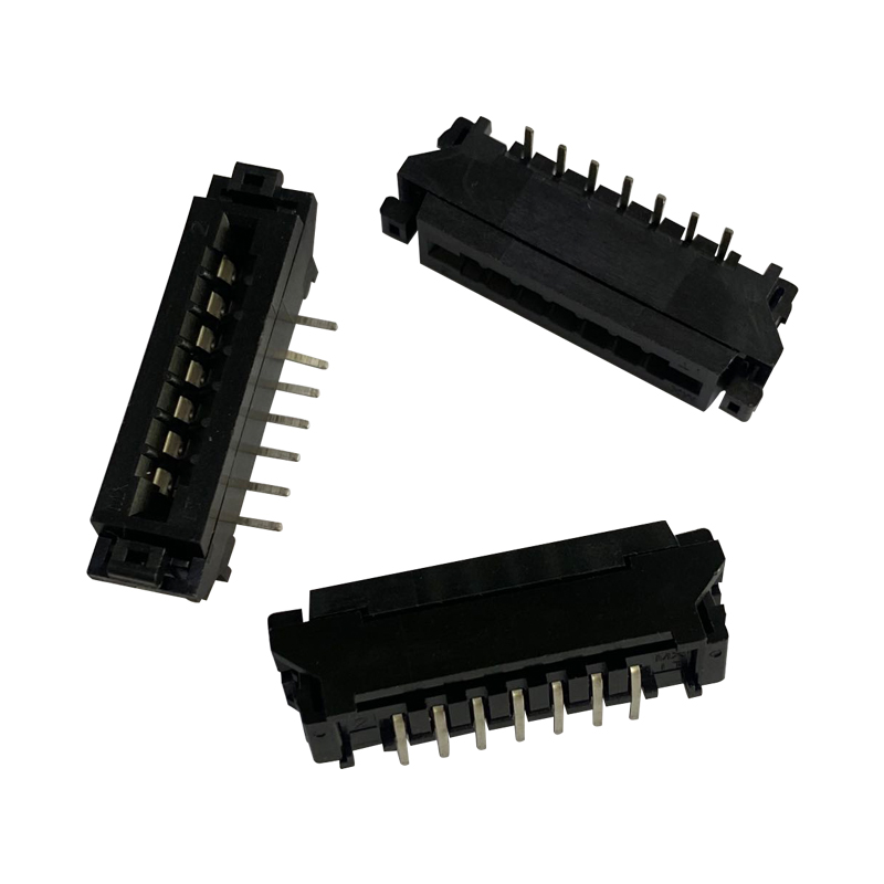 2.54mm FPC connector as alternative Molex 90500-4007